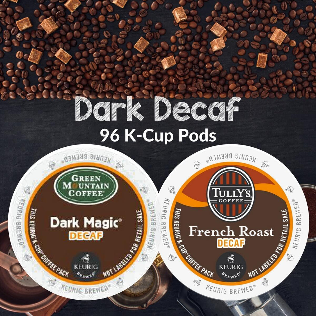 Dark Roast Decaf Value Pack