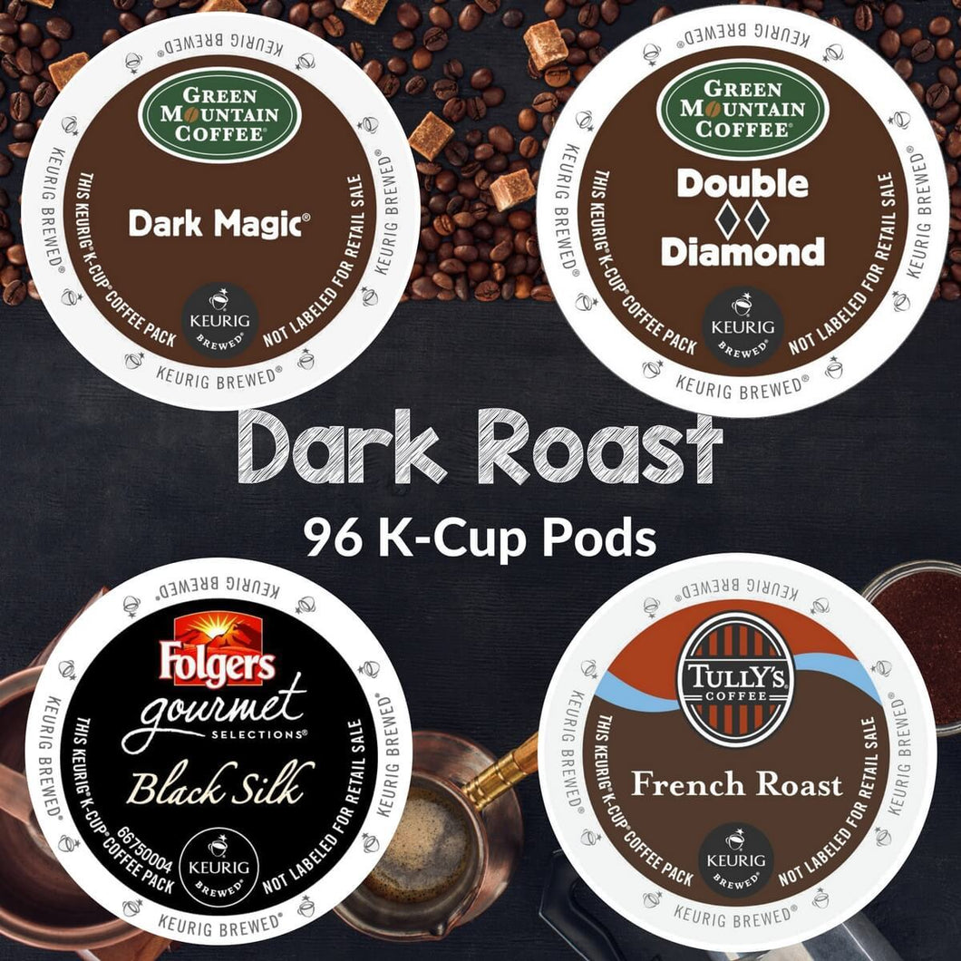 Dark Roast Lovers Value Pack