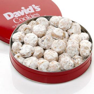 David's Cookies Butter Pecan Meltaways 20 pieces