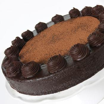 David's Cookies Classic Chocolate Truffle Cake