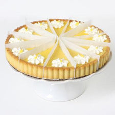David's Cookies Lemon Flower Tart