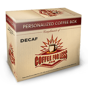 Decaf K-Cup Coffee of the Month Club