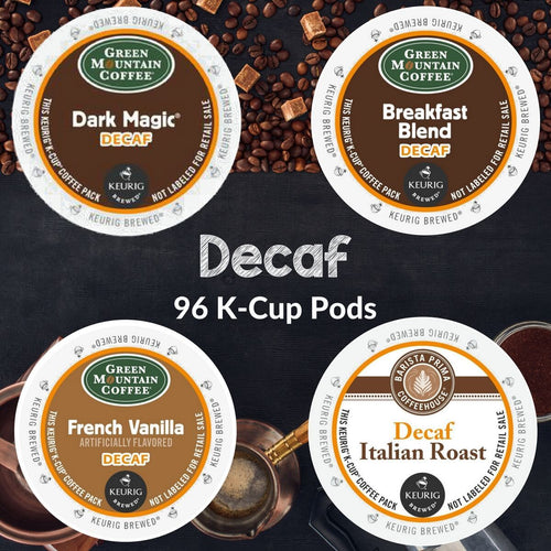 Top Selling Decaf Value Pack