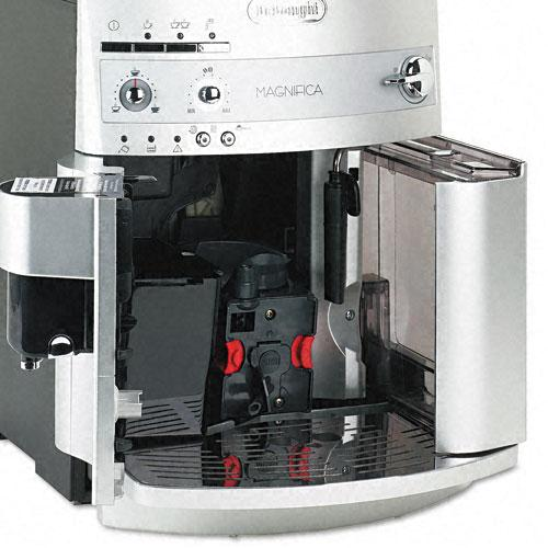 delonghi esam3300 magnifica super automatic espresso coffee machine coffee for less. Black Bedroom Furniture Sets. Home Design Ideas