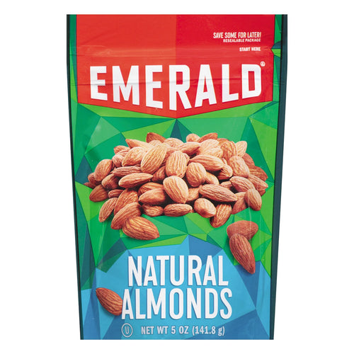 Emerald Natural Almonds 6ct