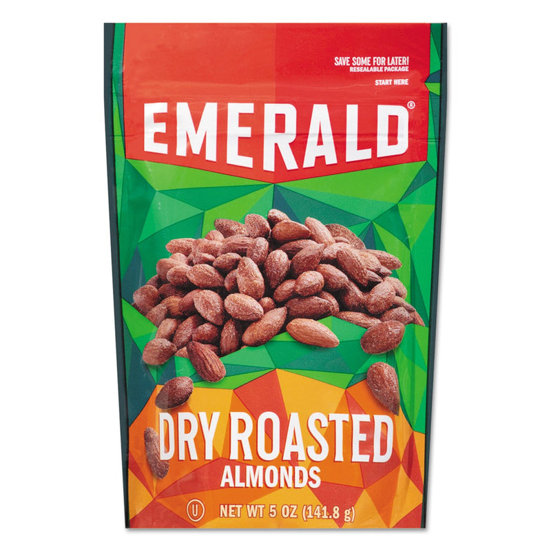 Emerald Dry Roasted Almonds 6ct