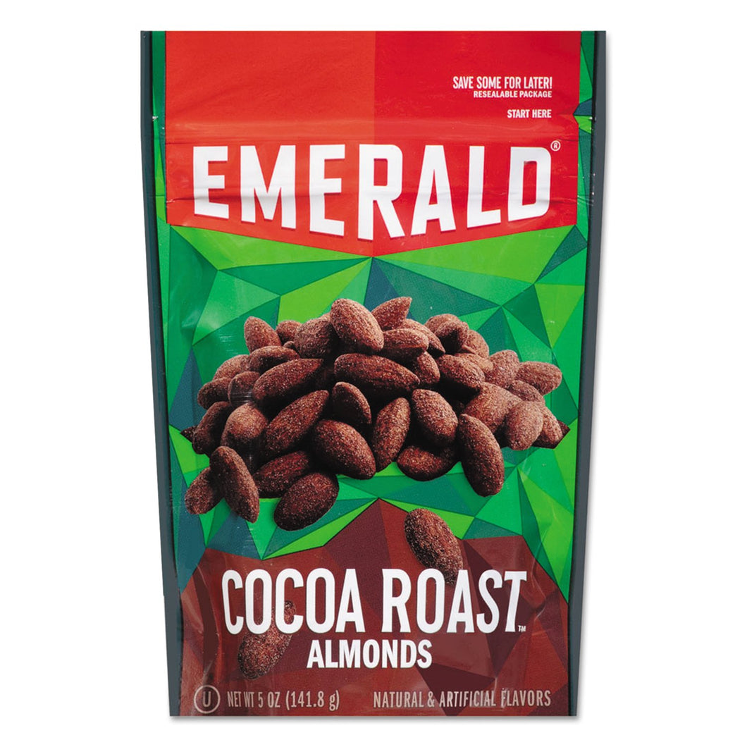 Emerald Cocoa Roasted Almonds 6ct