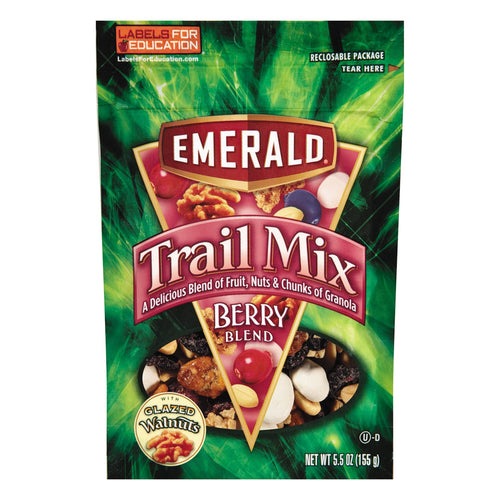 Emerald Trail Mix Berry Blend 6ct