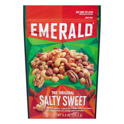 Emerald Snack Nuts Salty Sweet Mix 6ct