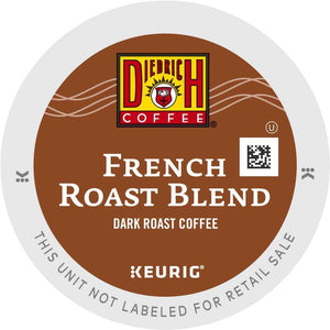 Diedrich Coffee French Roast Blend K-Cups 24ct