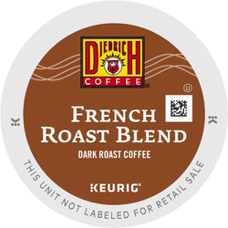 Diedrich Coffee French Roast Blend K-Cups 96ct