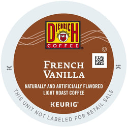 Diedrich Coffee French Vanilla K-cup Pods 24ct