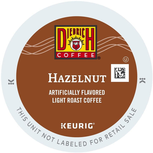 Diedrich Coffee Hazelnut K-cup Pods 96ct