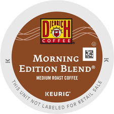 Diedrich Coffee Morning Edition Blend K-Cups 96ct