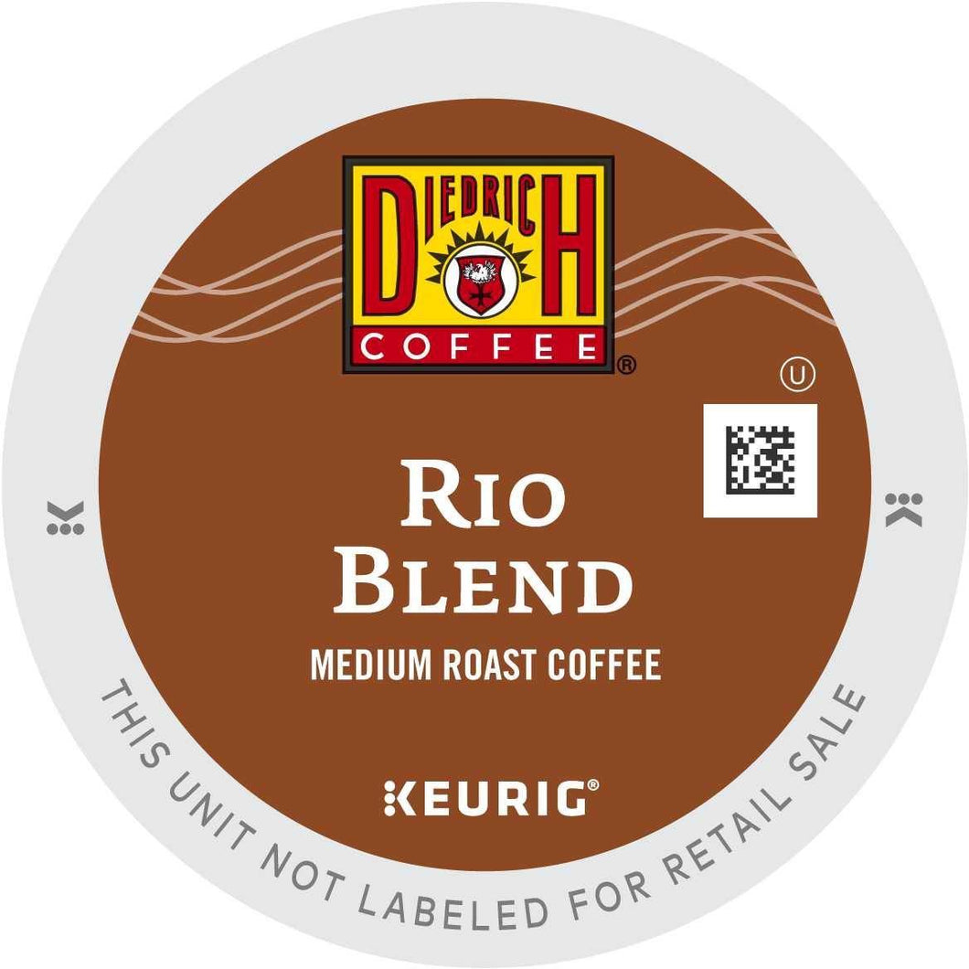 Diedrich Coffee Rio Blend K-Cups 96ct