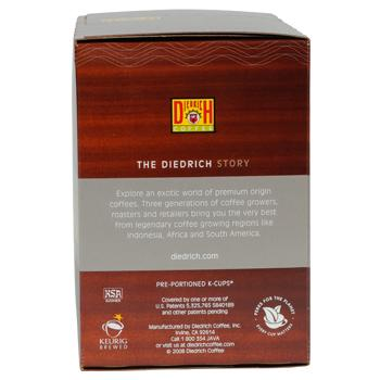 Diedrich Coffee Sumatra K-Cup® Pods 24ct