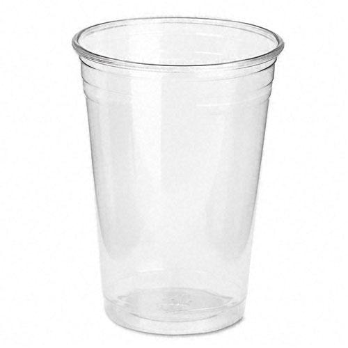 Dixie 10oz Clear Plastic Cups 500ct