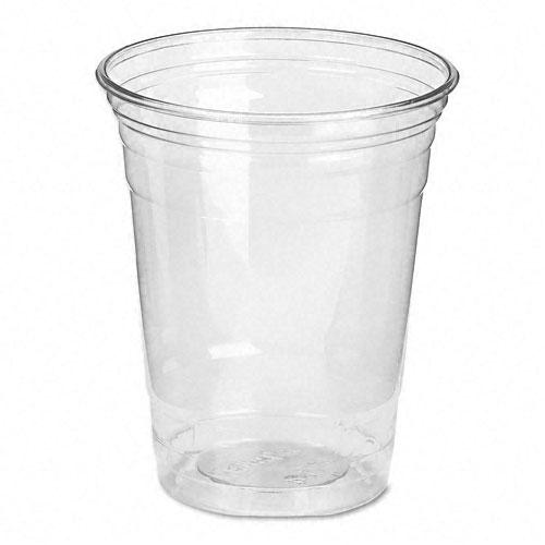 Dixie 12oz Clear Plastic Cups 500ct