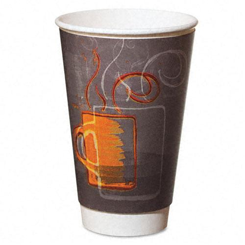Dixie 12oz Hot Cold Drink Paper Cups 500ct