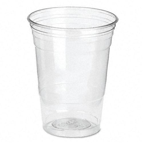 Dixie 16oz Clear Plastic Cups 500ct