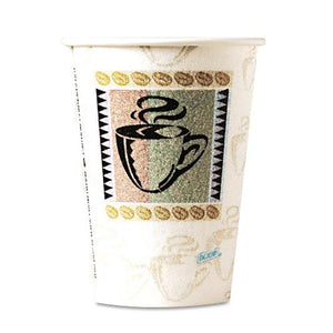 Dixie 16oz Hot Drink Paper Cups 500ct