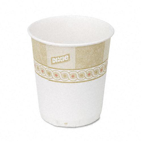 Dixie 3oz Waxed Paper Water Cups 1200ct