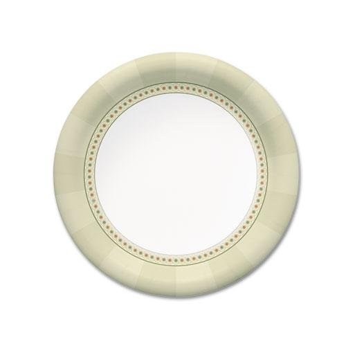 Dixie Sage 9 Inch Paper Plates 125ct Pack