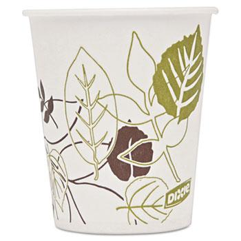 Dixie 5oz Waxed Paper Water Cups 1200ct