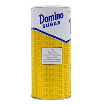 Domino Sugar Canister Side