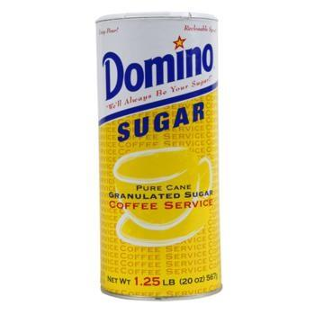 Domino Sugar Canisters Bulk 24ct