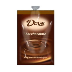 Dove Hot Chocolate Fresh Packs 72ct 4 Rails