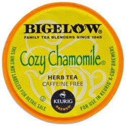 Bigelow Cozy Chamomile Tea K-Cup® Pods 24ct