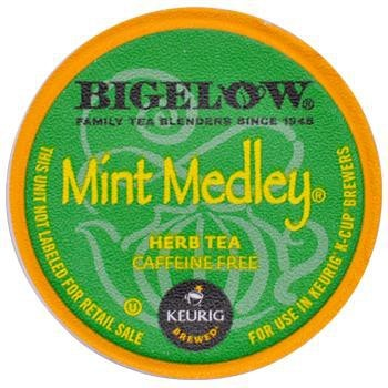 Bigelow Mint Medley Tea K-Cup® Pods 24ct