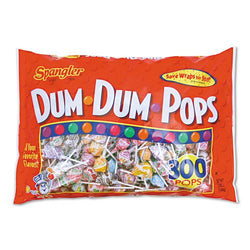 Dum Dum Pops Assorted Flavors 300ct Bag