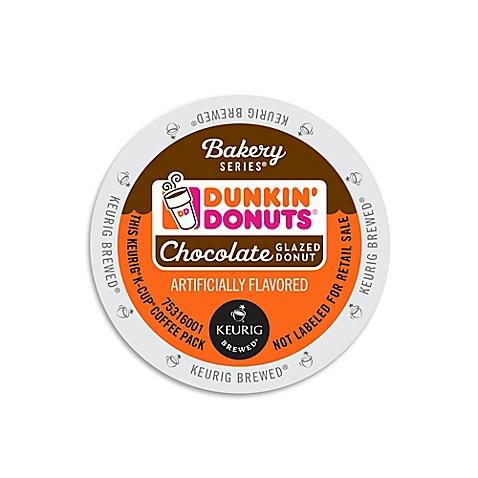 Dunkin' Donuts Chocolate Glazed K-Cup® Pods 10ct