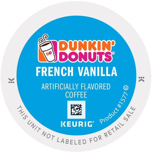 Dunkin' Donuts French Vanilla K-cups 96ct