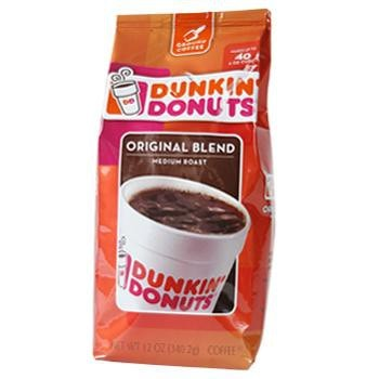 Dunkin Donuts Original Blend 12oz Ground Bag
