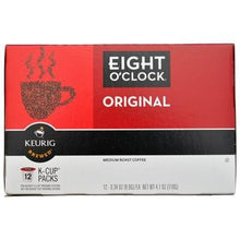 Eight O'Clock Coffee Original K-Cups 12ct Box right side