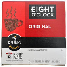 Eight O'Clock Coffee Original K-Cups 12ct Box