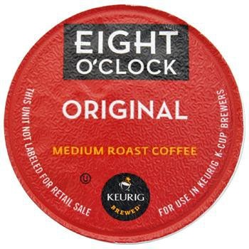 Eight O'Clock Coffee Original K-Cups 12ct