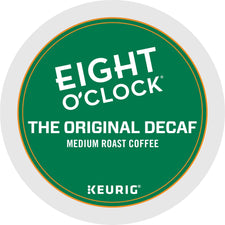 Eight O'Clock Coffee Original Decaf K-cups 24ct