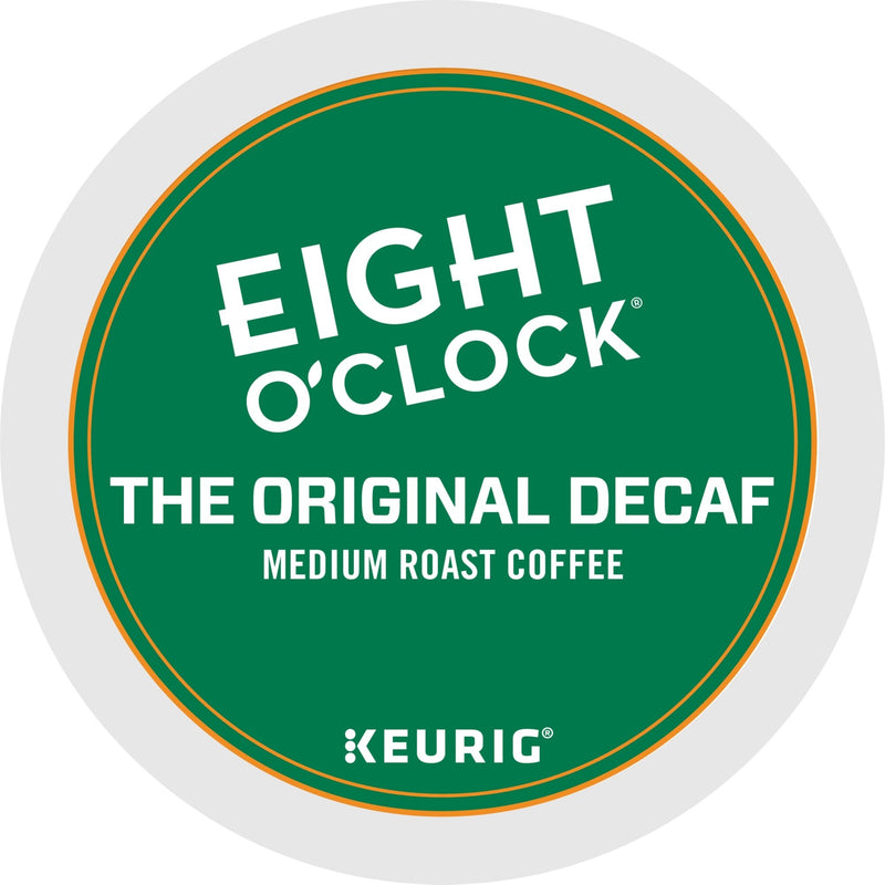 Eight O'Clock Coffee Original Decaf K-cups 96ct