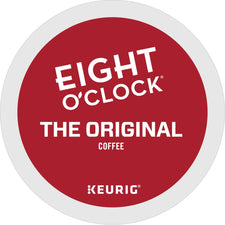 Eight O'Clock Coffee Original K-cups 96ct