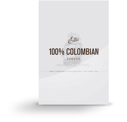 Ellis 100% Colombian Ground Coffee 42 1.75oz Bags