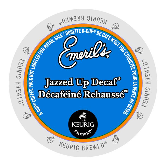 Emeril's Jazzed Up Decaf K-Cup® Pods 96ct