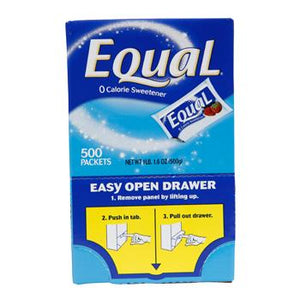 Equal Packets 500ct Front Box