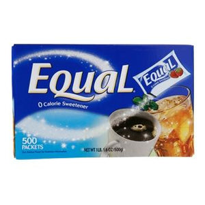 Equal Packets 500ct Side Box