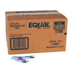 Equal Sweetener Bulk 2000ct