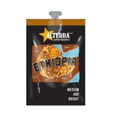 Alterra Ethiopia Coffee Fresh Packs 5 Rails 100 Ct