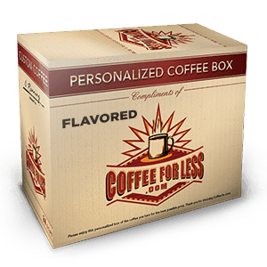 Flavored K-Cup Coffee of the Month Club